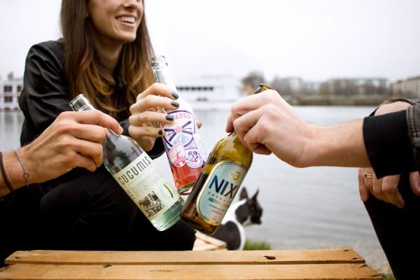 Urban Drinks sind die neuen Trend Getränke!