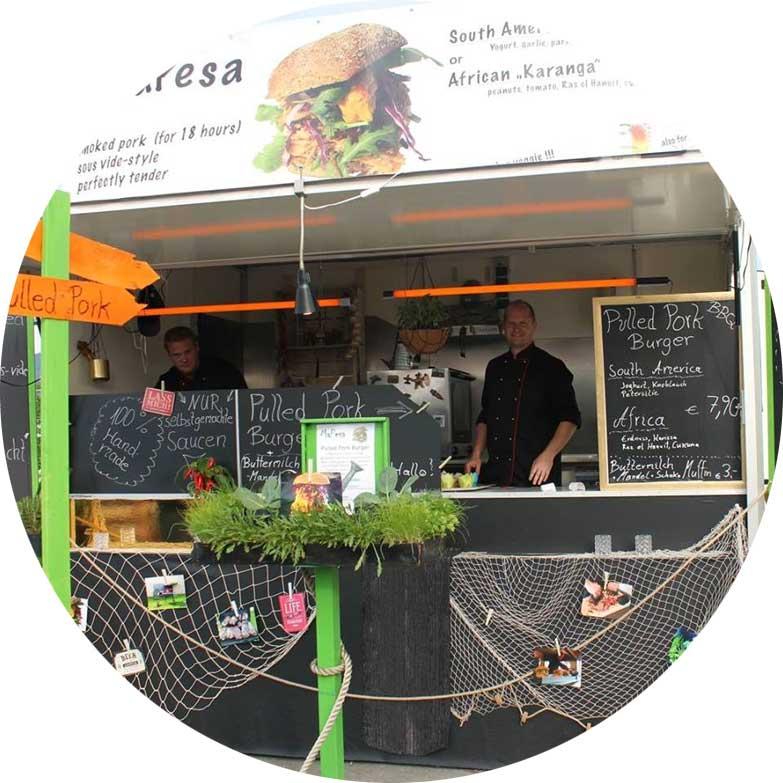 Streetfood Trailer