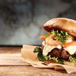 streetfood burger